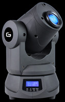 Blizzard Lighting Lil G LED Mini Moving Head Spot DJ Club Light
