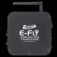 Elation E-FLY Wireless DMX Transceiver / Battery Powered