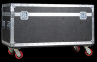 Elation 2R 6-Pack Road Case for Rayzor Beam 2R Light Fixtures