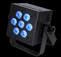 Blizzard Lighting HotBox EXA RGBAW + UV Par Can Light
