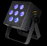Blizzard Lighting SkyBox 5  RGBAW LED Par Can Light / Battery Powered