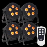ADJ Hex Par Pak LED Par Can Lighting Package