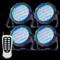 ADJ Mega Go Pak LED Par Can Lighting Package