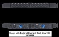 Elation RDMX6S Dual Unit Rack Mount Kit