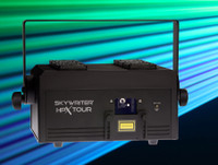 X-Laser Skywriter HPX Tour 5W RGB Laser