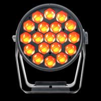Elation SIXPAR Z19 IP IP65 LED Par Can Light w/ Zoom