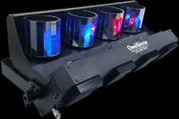 Omnisistem High Roller 40W Rolling Light Beam Scanner