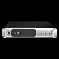 Omnisistem Beta 3 - 4 x 1700W Power Amplifier