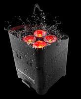 Chauvet DJ Freedom Par Quad-4 IP LED Par / Wireless / Battery / IP65