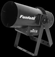 Chauvet DJ Funfetti Shot Professional Confetti Launcher