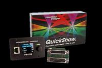 Pangolin FB4 ILDA w/ QuickShow