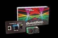 Pangolin FB4 DMX w/ QuickShow