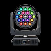 Elation Platinum 1200 Wash LED Color Wash Moving Head