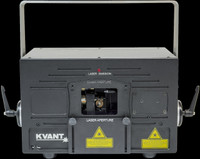 KVANT ClubMAX 3000 PASS Audience Scanning Laser Projector