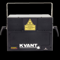KVANT Maxim G8000 OPSL 8W Green Laser Light Show Projector
