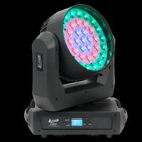 Elation ZW37 LED Moving Head Beam / Wash Effect Luminaire