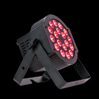 ADJ 18P Hex LED Par Can Light w/ DMX / RGBAW + UV