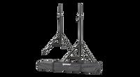 Gemini ST-PACK – Dual Speaker Stands w/ Carry Case