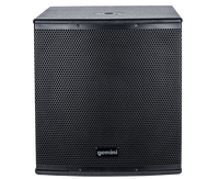 Gemini ZRX-S18P 18-Inch Professional Powered Subwoofer