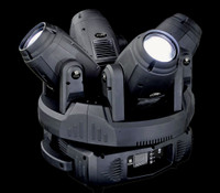 Encore AuraBeam 189 Quattro Moving Head Beam Light