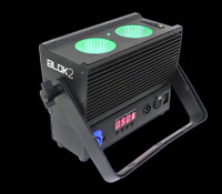 Blizzard Lighting Blok 2 RGBW+UV LED + Wireless DMX / Battery Powered