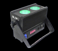 Blizzard Lighting BLOK 2 IP RGBAW LED / Battery Powered / Wireless DMX