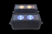 Blizzard Lighting BLOK 4 IP RGBAW LED / Battery Powered / Wireless DMX