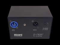 Blizzard Lighting 2-Fer / 2-way Power Splitter + 2-way DMX Splitter