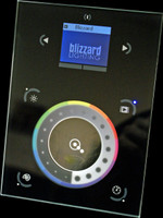 Blizzard Lighting LDTouch Ultimate Wall Mounted DMX Control