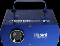 Blizzard Lighting Mezmerizor 4FX High Power RGB laser Projector