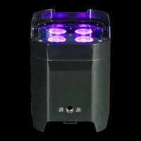 ADJ Element Hex RGBAW + UV WiFLY Wwireless DMX LED Par Can