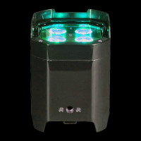 ADJ Element QA 5W RGBA WiFLY Wireless DMX LED Par Can