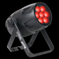 Elation Arena Zoom Q7IP RGBW LED Par Can Light / Outdoor