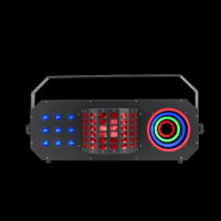 ADJ Boom Box FX3 3-FX-IN-1 DJ Party Light