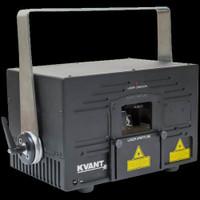 KVANT ClubMAX 2000 RGB Laser Projector / 40kpps