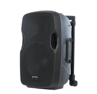 "Gemini AS-15TOGO Mobile 15"" PA System w/ Bluetooth"