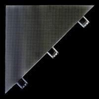 ADJ DS4T2 Bottom Right (BR) 4.8mm Triangular LED Video Panel