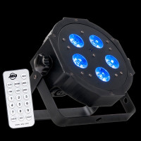 ADJ Mega Hex Par RGBAW + UV LED Par Can Light