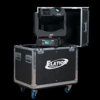 Elation EMOTION Dual Road Case