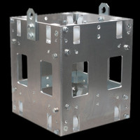 "Global Truss GT-BLOCK Sleeve Block / 12"" Truss"