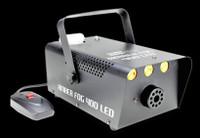 Eliminator Lighting Amber Fog 400 LED Fog Machine
