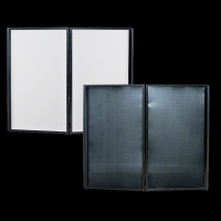 ADJ Event Facade II BL DJ Equipment Conceal Screen