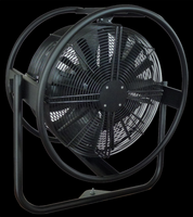 Look Solution LOOK-FAN DMX Controllable Centrifugal Blower