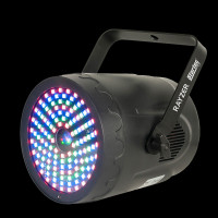 ADJ Startec Rayzer LED RGB Effect Light w/ Multi Color Lasers