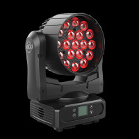 ADJ Vizi Wash Z19 Professional Moving Head Wash w/ Motorized Zoom