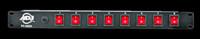 ADJ PC-100A A/C Power Center / 8 x Rocker Switches
