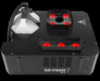 Chauvet DJ Geyser P7 Pyrotechnic Effect Fog Machine / RGBA+UV
