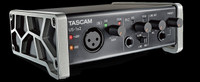 TASCAM US-1x2 w/ USB Audio Interface