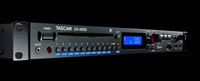TASCAM CD-400U CD / SD / USB Player w/ Bluetooth Receiver - FM / AM