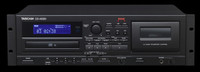 TASCAM CD-A580 Cassette / CD / USB Player / Recorder